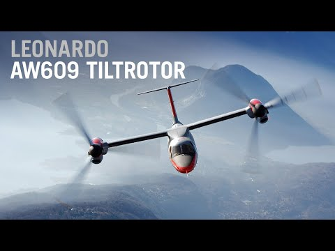 Japan Looks At AW609 Tiltrotor to Provide a Link to Remote Islands – AIN