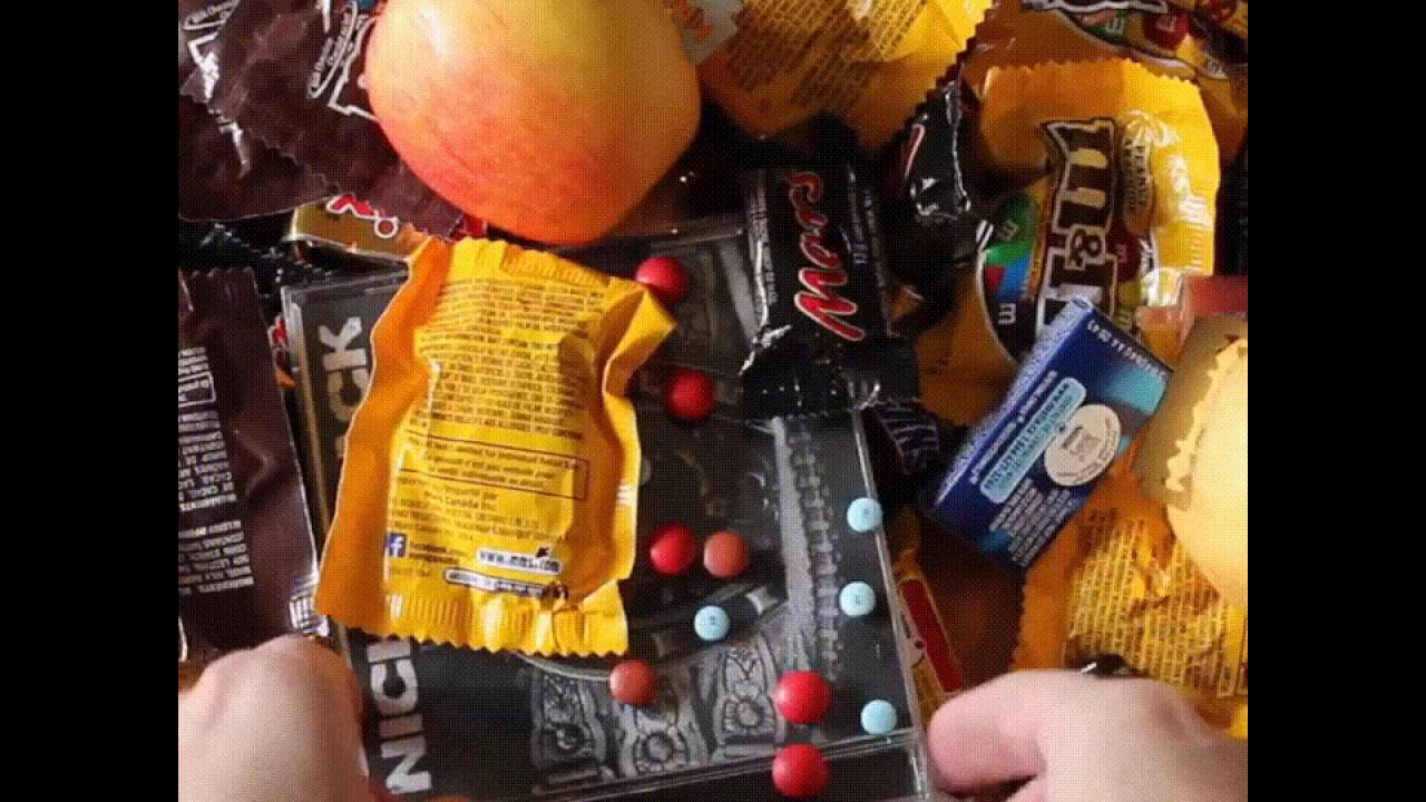 remember to check your child's halloween candy! - youtube