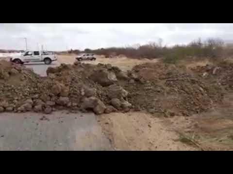 Empresário bloqueia rodovia no RN em protesto contra buracos