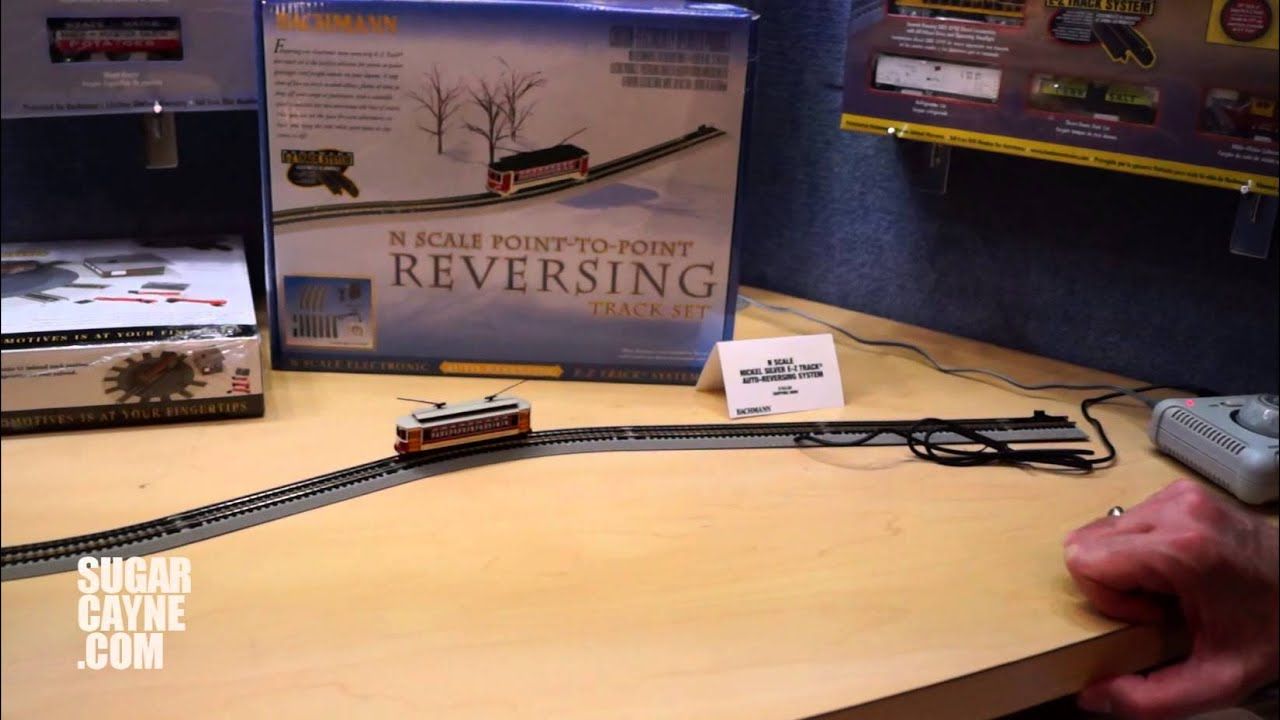 Bachmann Trains Reversing Trolly Set Demo Youtube Dcc Further Model Train Reverse Loop Wiring Harness