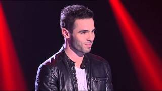 "Ricardo Morais - ""Livin' On a Prayer"" Bon Jovi - Prova Cega - The Voice Portugal - Season 2"