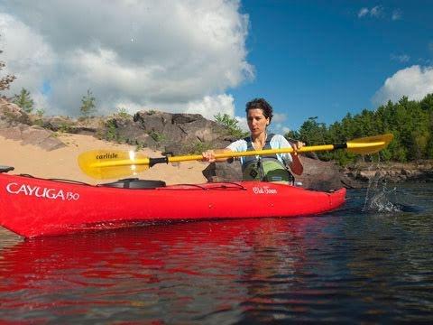Golden Rules Of Recreational Kayaking For Beginners