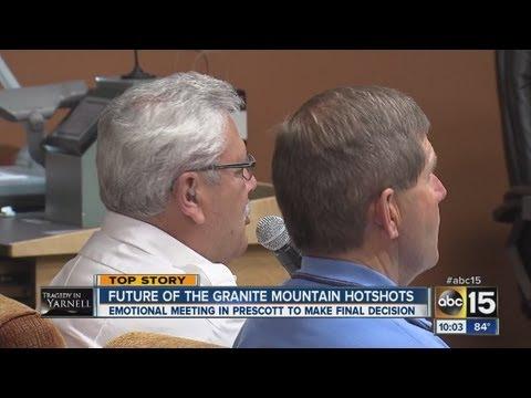 Future of Granite Mountain Hotshots