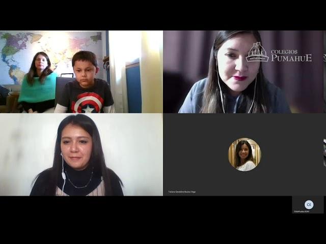 Excelentes resultados de EOA de 3eros básicos bilingües - Colegios Pumahue