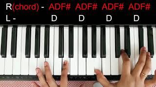 Download Lagu EVERYBODY KNOWS - JUSTICE LEAGUE - SIGRID - PIANO TUTORIAL (EASY) Mp3