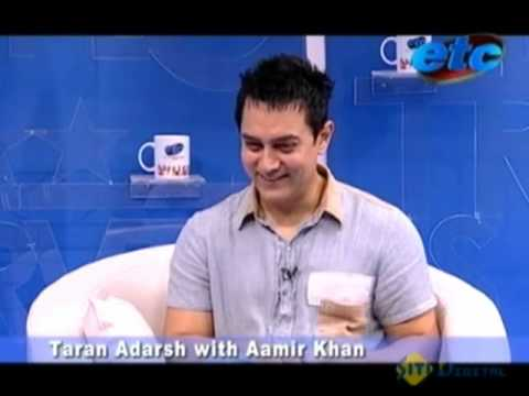 Aamir Khan in a face to face interview Exclusively on ETC.