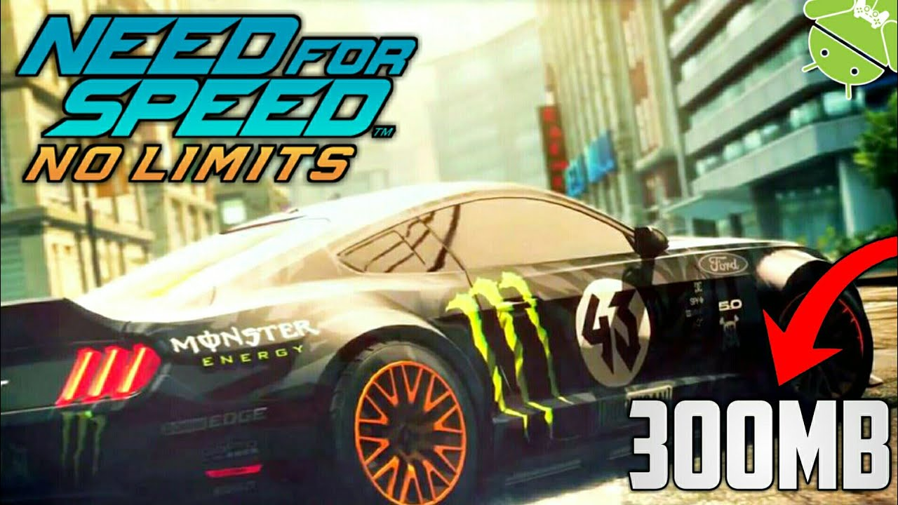 игра nfs no limits apk