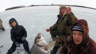 Рыбалка просто сказка! Весенний Жор. Плотва по последнему льду 2019.
