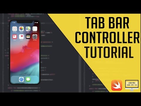 iOS Tab Bar Controller Tutorial thumbnail