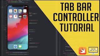 iOS Tab Bar Controller Tutorial