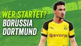 Mit Brandt und Hummels zum Titel? Borussia Dortmunds potenzielle Aufstellung 2019/20