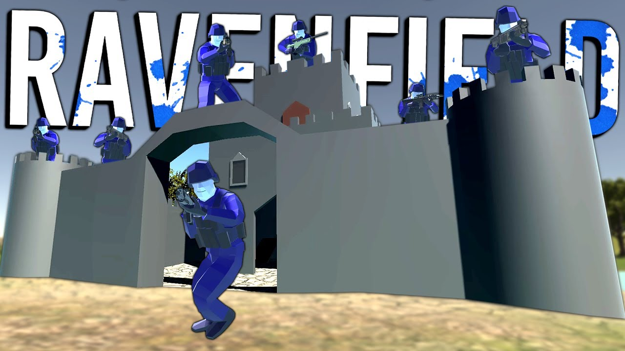 Summary -> Ravenfield Beta 8 - stargate-rasa info