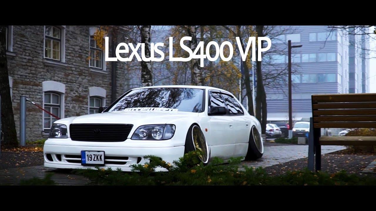 Lexus Ls400 Vip Youtube