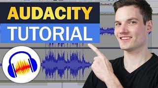 🔊 How to use Audacity to Record & Edit Audio - Beginners Tutorial screenshot 4