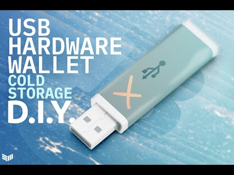 How To Make A DIY Cold Storage Bitcoin Wallet