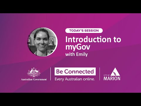 Be Connected: Introduction to myGov