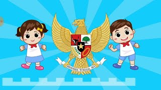 Lagu anak anak| Garuda Pancasila| Lagu nasional