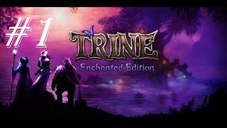 TRINE Enchanted Edition. Gameplay en Español #1