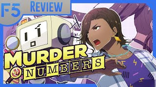 Murder by Numbers Review: Ace Attorney Meets Picross! (Video Game Video Review)