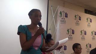 South Africa is required to provide statistical data on the number on NGOs in the country, HURISA