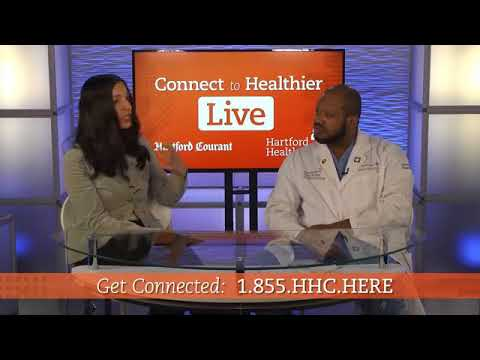 Facebook LIVE w/Hartford Courant: Dr. Chike V. Chukwumah, Hernia Center