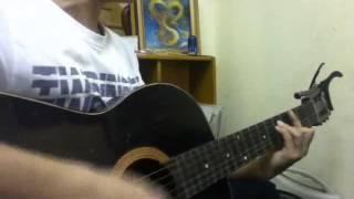 Căn gác trống ( guitar cover)