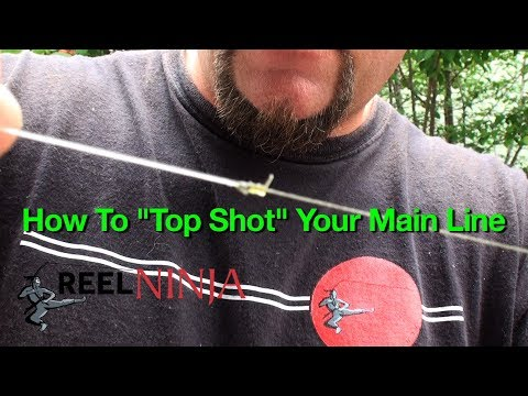 How To Top Shot Your Main Line