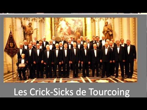 Musique et chant  de Messe ! LES CRICK-SICKS EGLISE Sacré Coeur à TOURCOING