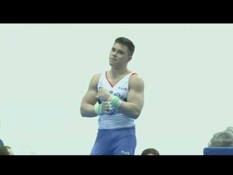 Никита Нагорный Перекладина Финал - Чемпионат России 2017