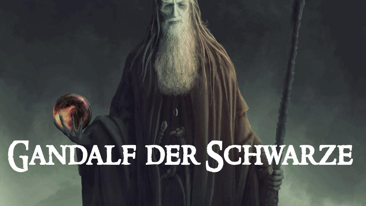 Gandalf schwarze sprache