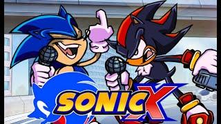 Sonic & Shadow - Gotta Go Fast (Friday Night Funkin Sonic Edition)
