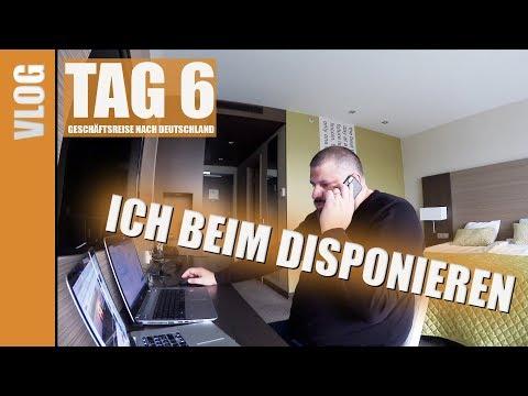 TAG 6 - Ich beim Disponieren!