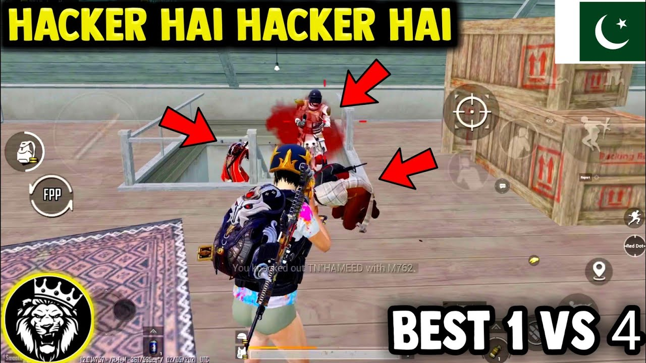 Ye Hacker Hai - Star ANONYMOUS - Pubg Mobile
