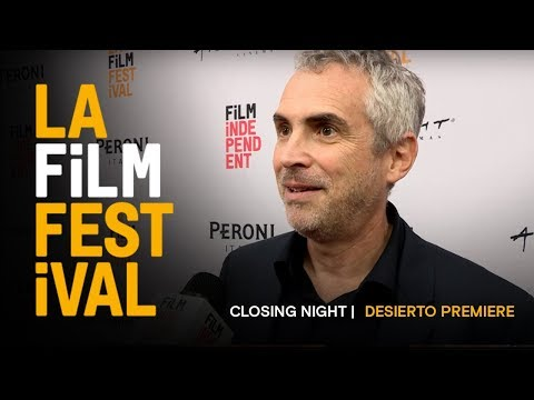 2016 LA Film Festival | Closing Night DESIERTO - US Premiere | Highlights