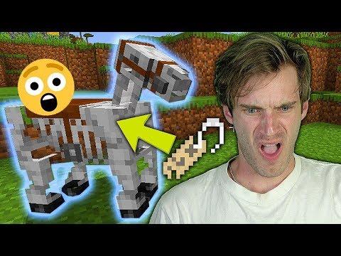 JANGAN Coba MENGANTI Nama Kuda Minecraftmu Untuk Ini...