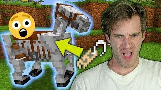 DONT Name Change your Horse in Minecraft to this... - Part 13 thumbnail