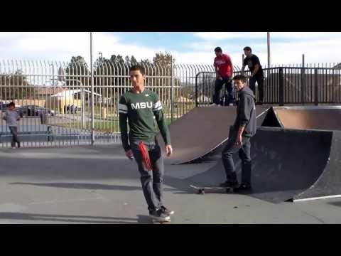Clarkdale Park Skatepark In Hawaiian Gardens Ca By Patrick Goddard