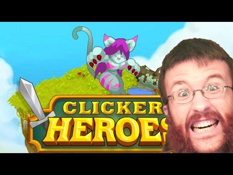 Clicker Heroes Walkthrough Gameplay - CHEATS?! No way! - Part 1 1080p