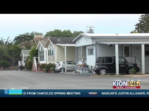 Homeowners In Pacific Grove Mobile Homes File Lawsuit Against The City