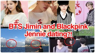 BTS Jimin and Jennie dating??