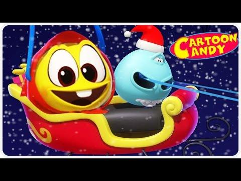 Christmas Special   WonderBalls Playground   Christmas Cartoon   Funny Cartoons   Cartoon Candy