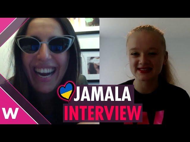 Eurovision winner Jamala on