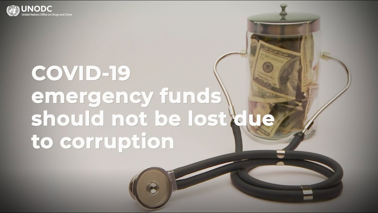 Corruption in the context of COVID-19 - 07/05/2020