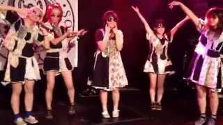 BiS/仁義なき戦い〜YELL!@広島2014/6/14