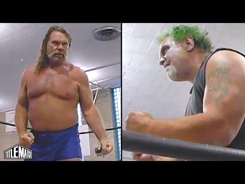 Doink the Clown & Jim Duggan Shoot Fight Incident | Wrestling Turns Real thumbnail