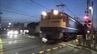 東武鉄道 70090系甲種輸送&JR東海 新型ハイブリッド気動車 HC85系試運転2本