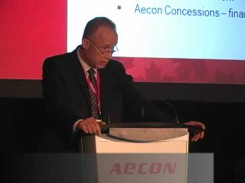 Aecon Starts Construction On Toronto Airport Rail Link