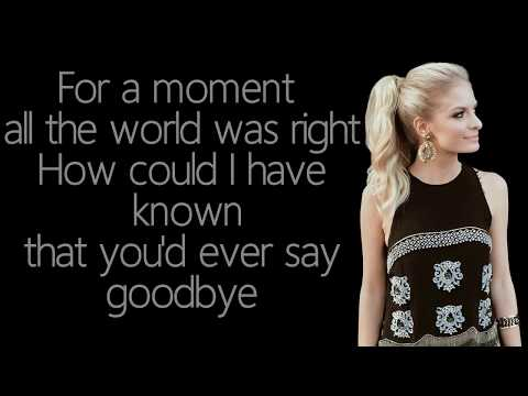 Lauren Duski - The Dance (Lyrics)