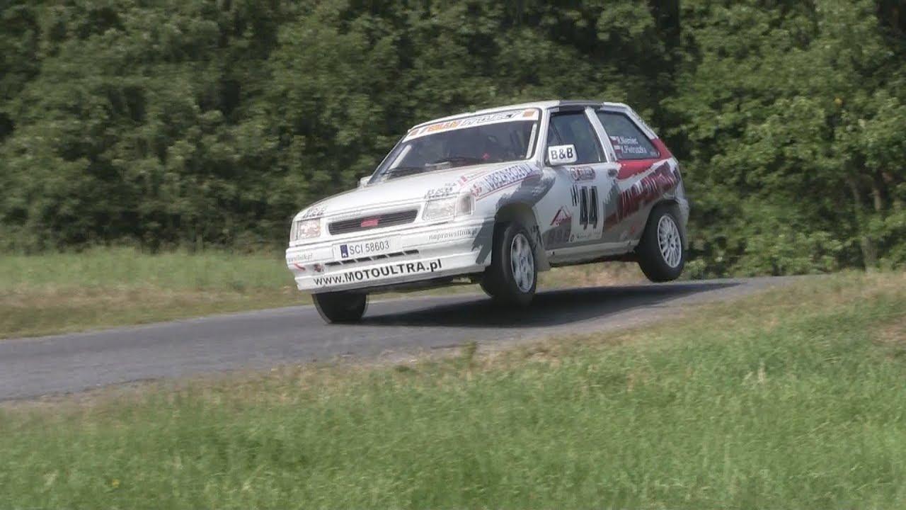 STAR Rally Historic – Rally Barum 2017 – Robert Niemiec / Krzysztof Pietruszka – Opel Corsa GSI