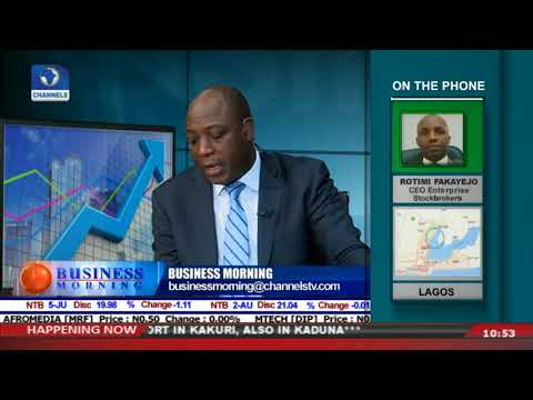Analysing Listing Of Oil Majors In The Market |Business Morning|